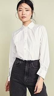 SHUSHU/TONG Twisted Cuff Shirt