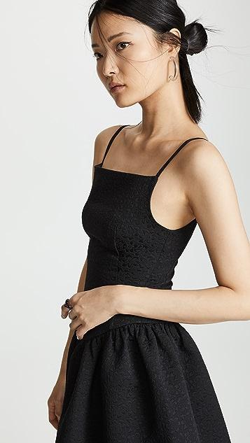 SHUSHU/TONG Sleeveless Mini Dress