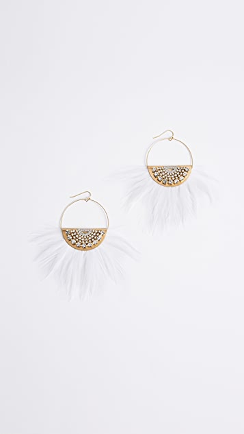 Sandy Hyun Jessica Earrings