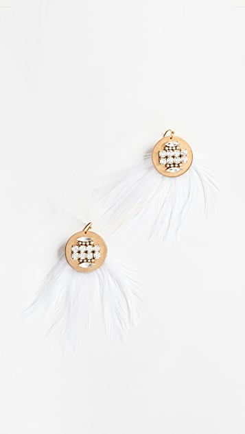 Sandy Hyun Jen Earrings