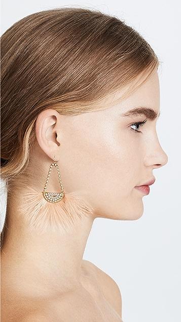 Sandy Hyun Holly Earrings