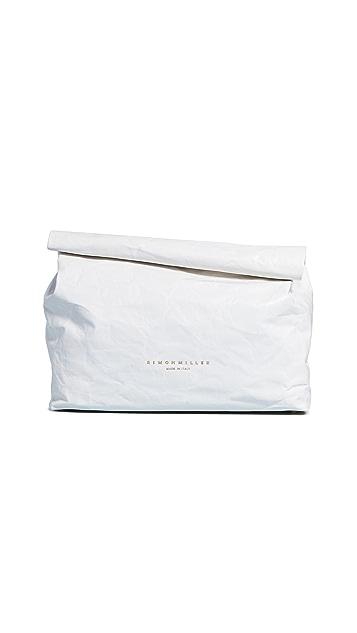 Simon Miller Leather Lunch Bag