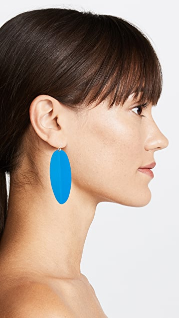Simon Miller Medium Pedal Earrings