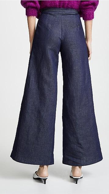 Simon Miller Wide Leg Pants