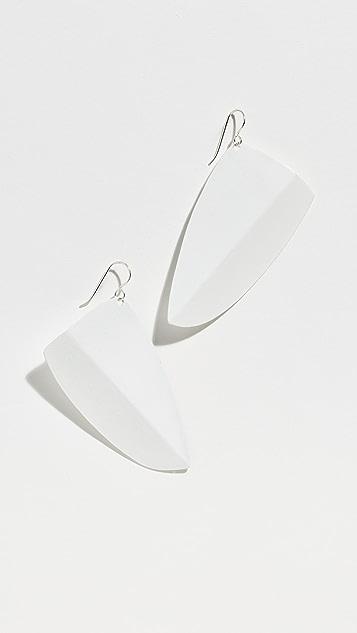 Simon Miller Короткие серьги Angle Blade