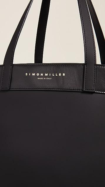 Simon Miller Объемная сумка с короткими ручками Tent среднего размера