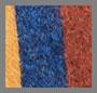针织多色条纹