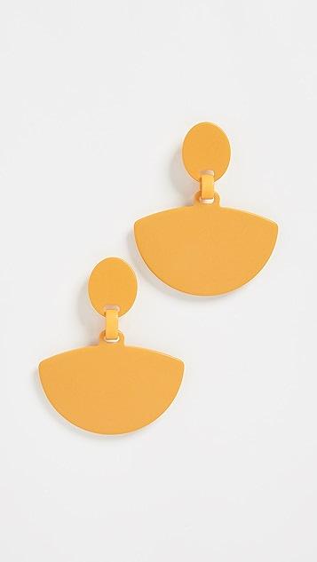 Simon Miller S749 Fan Earrings