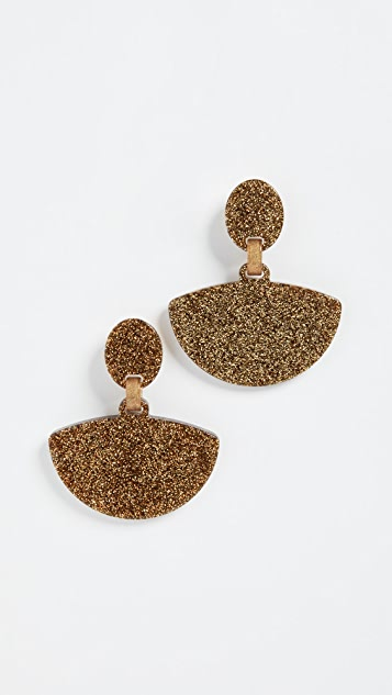 Simon Miller S749 Fan Earrings