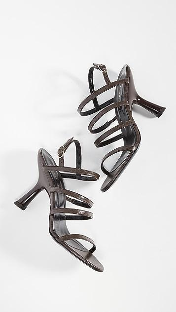Simon Miller Strappy Tee Heels