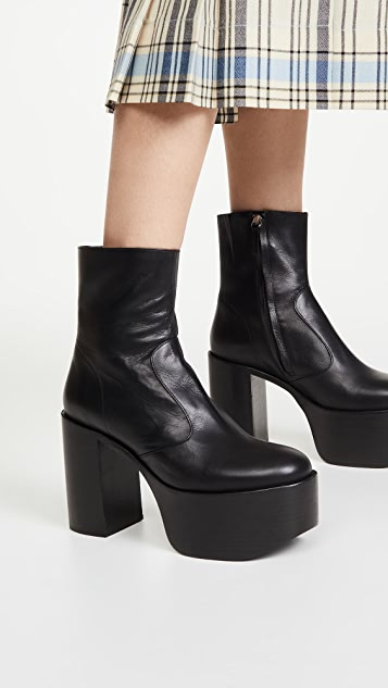 Simon Miller High Raid Booties