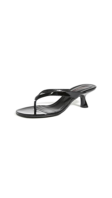 Simon Miller Beep 夹趾凉鞋