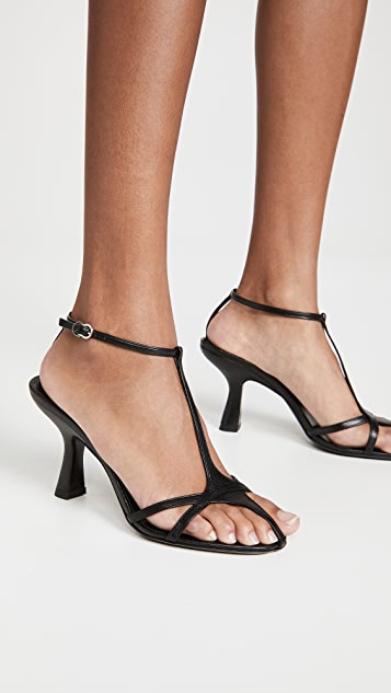Simon Miller Star Caged Sandals