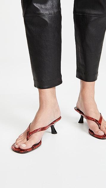 Simon Miller Beep Thong Sandals