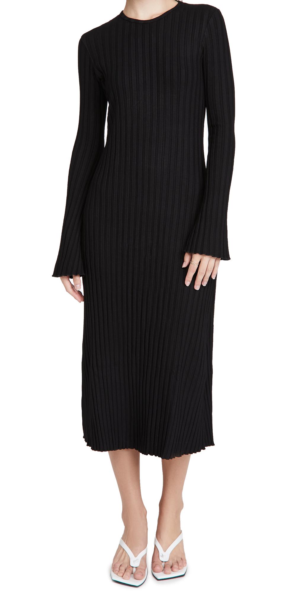 Simon Miller Wells Long Sleeve Dress