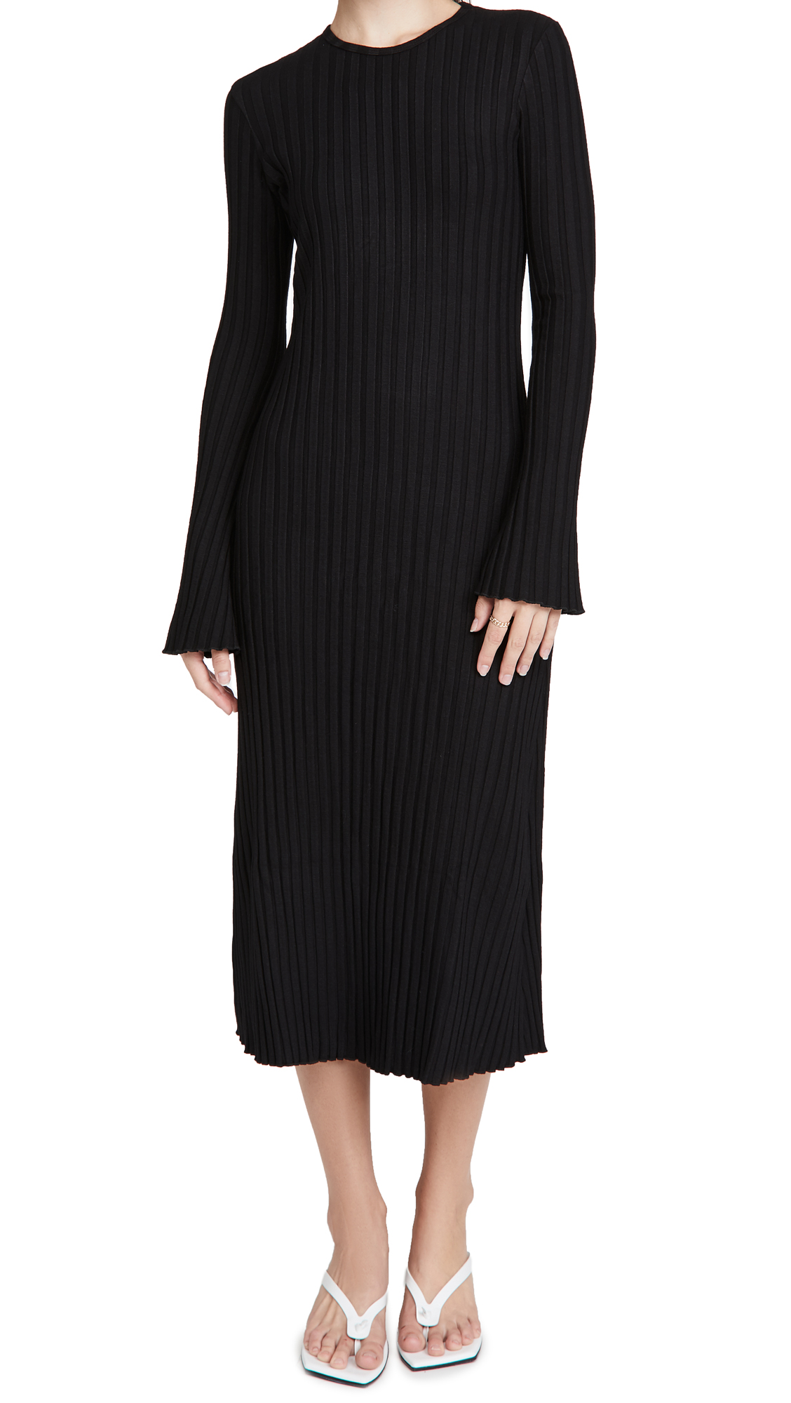Simon Miller Wells Long Sleeve Dress