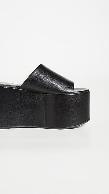 Simon Miller Blackout 厚底凉鞋