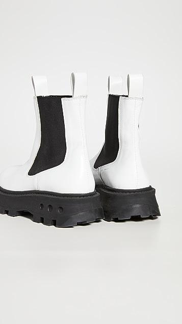 Simon Miller F147 Scrambler Boots