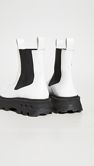 Simon Miller F147 Scrambler 靴子