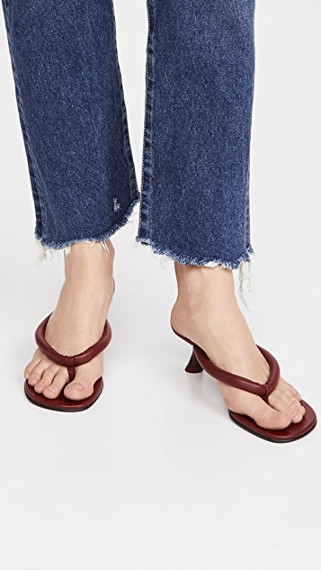 Simon Miller Vegan Beep Thong Sandals