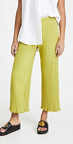 Simon Miller - Alder Wide Crop Pants