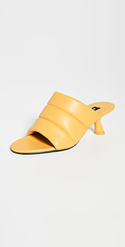 Simon Miller - Vegan Tee Heel Sandals