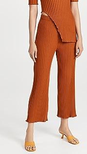 Simon Miller Alder Wide Crop Pants