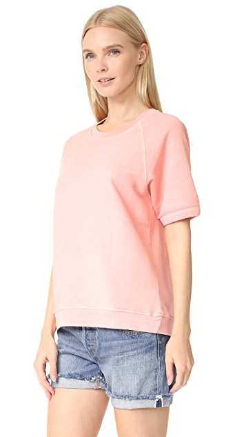 Sincerely Jules Cara Short Sleeve Sweatshirt