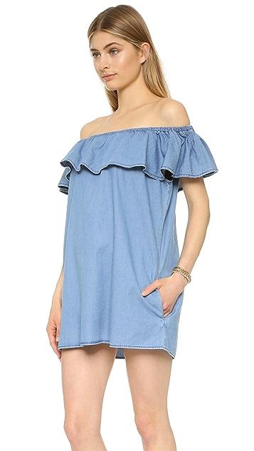 Sincerely Jules Fiona Bardot Dress