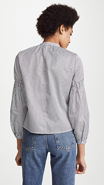 Sincerely Jules Steffi Blouse