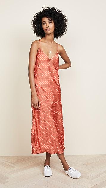 Sincerely Jules Charmer Slip Dress