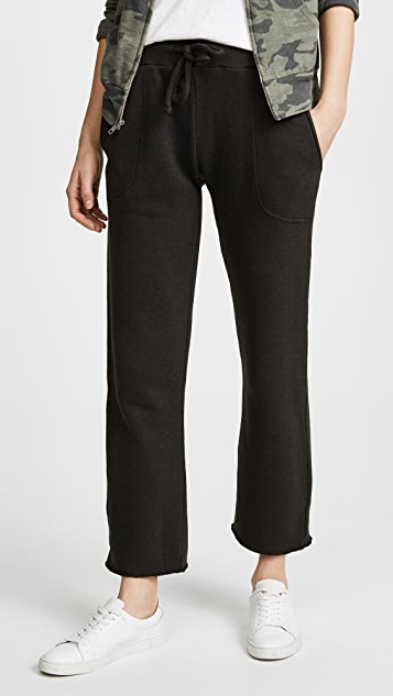Sincerely Jules Kit Cropped Jogger Pants