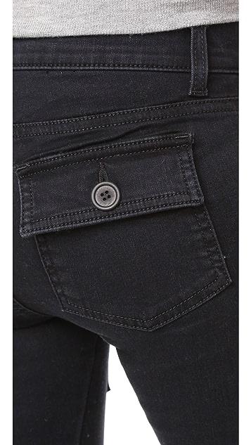 Siwy Patty Military Skinny Jeans