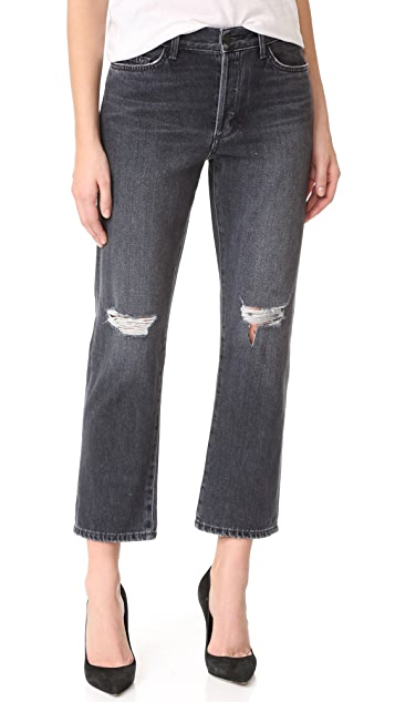 Siwy Jane B Crop Straight Jeans
