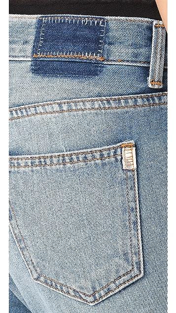 Siwy Jane B Crop Straight Jeans
