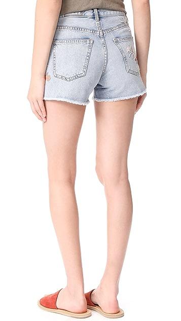 Siwy Avery Denim Boy Shorts