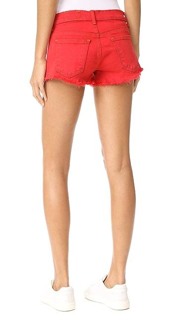 Siwy Bailey L.R. Tuxedo Shorts