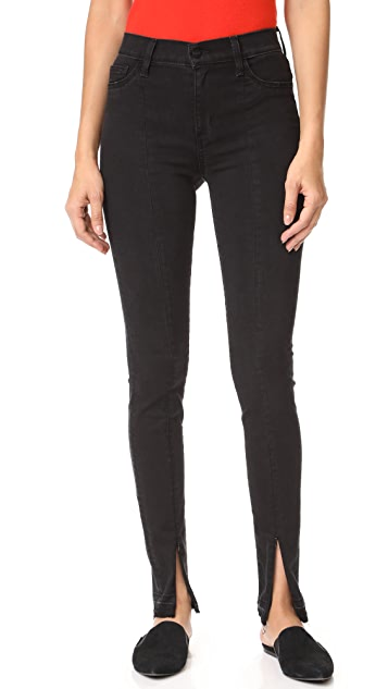 Siwy Richie Skinny Jeans with Slit
