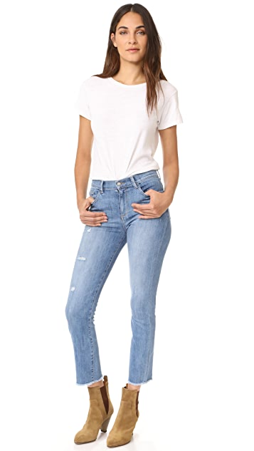 Siwy Jackie High Rise Slim Straight Jeans