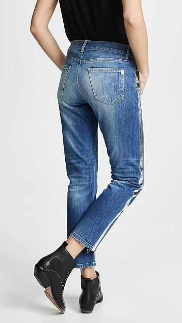 Siwy Jane B Retro Crop Straight Jeans