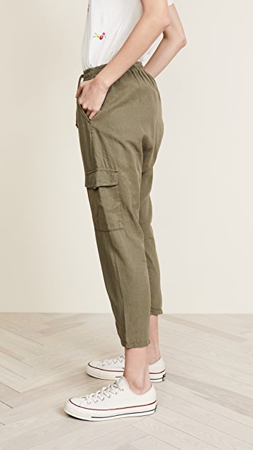 Siwy Eliot Slouch Cargo Pants