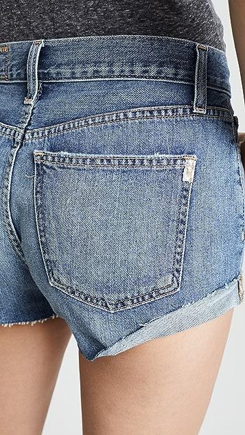 Siwy Dara HW Shorts