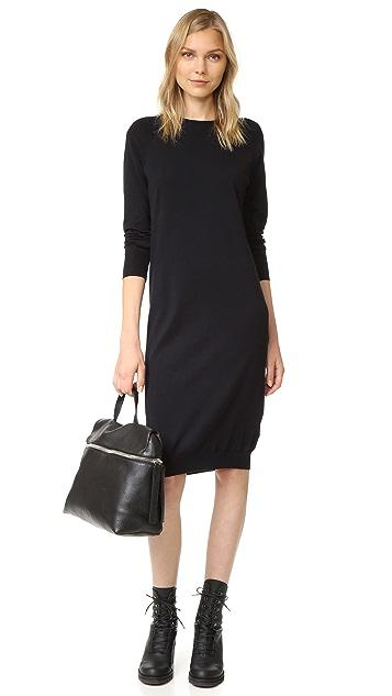6397 Pointelle Dress