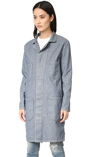 6397 Herringbone Work Coat