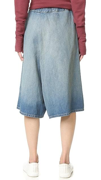 6397 Denim Shorts