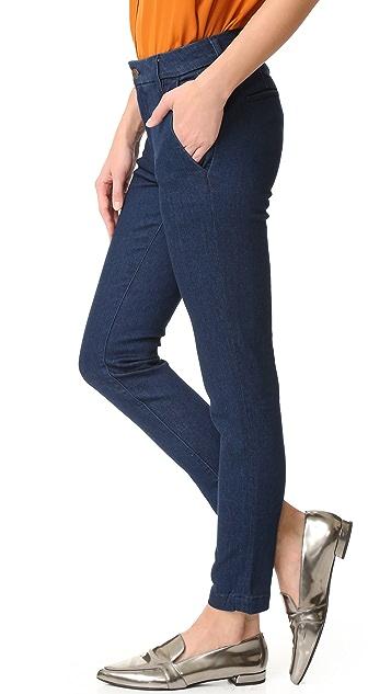 6397 Mini Trouser Jeans