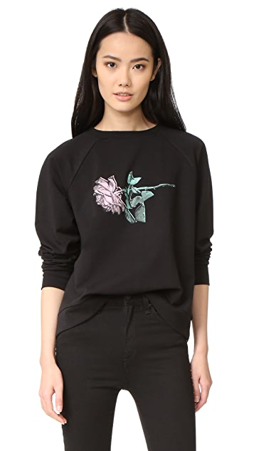 6397 New Rose Sweatshirt