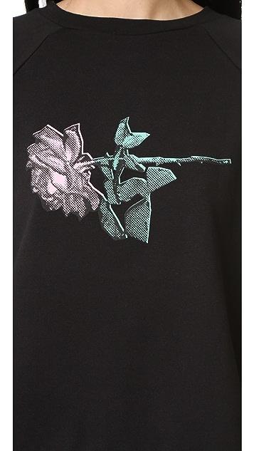 6397 New Rose Sweatshirt