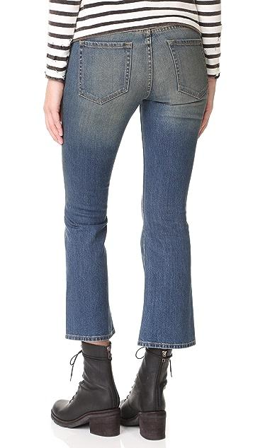 6397 Mini Kick Jeans