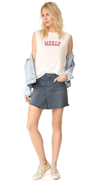 6397 Merle Muscle Tee